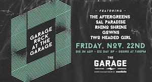 Garage Rock at THE GARAGE