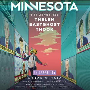 Minnesota - Exit / Reality Tour