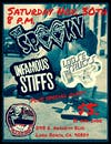 The Spooky + Infamous Stiffs + Loose Trucks + Special Guest