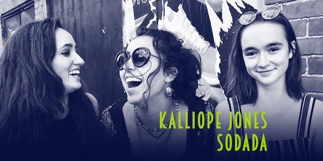 KJ Homecoming with Kalliope Jones,  Sodada and Jordaki