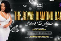 The ROYAL DIAMOND Ball