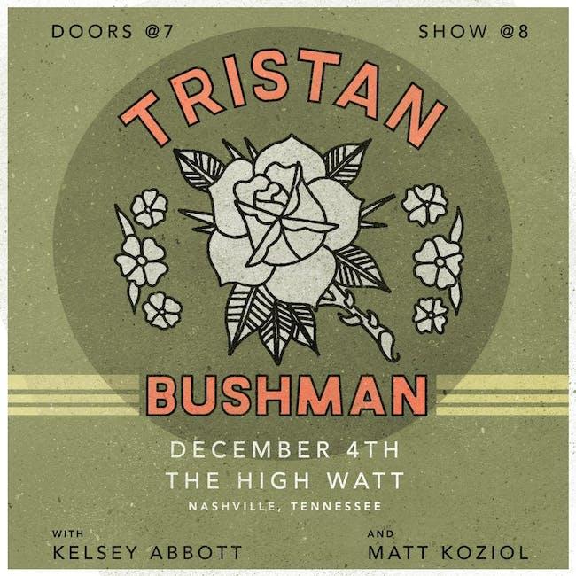 Tristan Bushman w/ Kelsey Abbott & Matt Koziol
