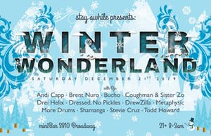 Winter Wonderland - BOTH FLOORS