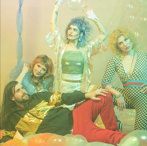Tacocat with special guests The Shaky Harlots