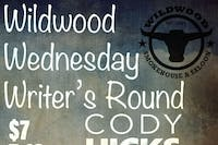 Cody Hicks Writer's Round