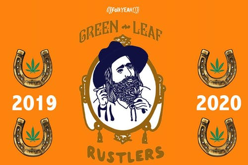 NYE Residency in Mill Valley with Green Leaf Rustlers