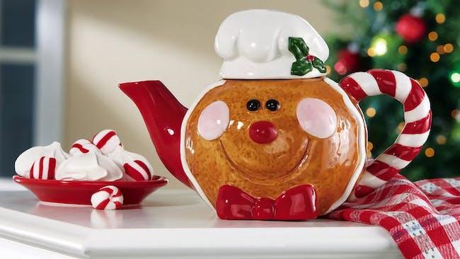 Holiday Tea - LOW TICKET ALERT!