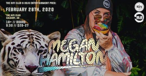 Megan Hamilton w/ Guests