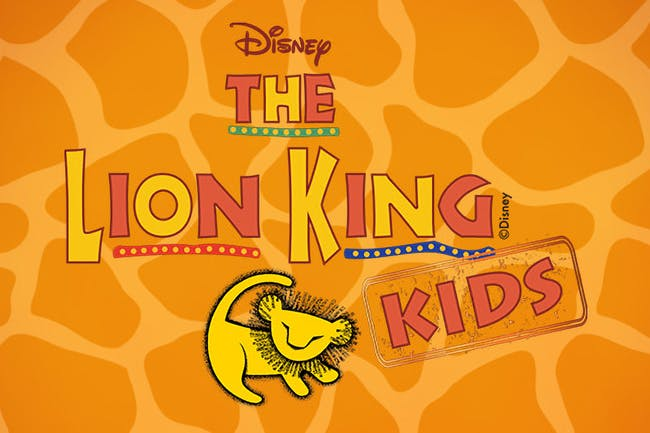 Lion King Kids Camp