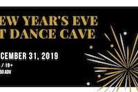 Dance Cave New Years Eve
