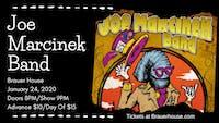 Joe Marcinek Band at Brauer House