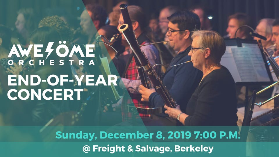 Awesöme Orchestra's End-of-Year Concert
