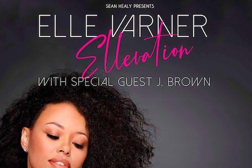 The Ellevation Tour: Elle Varner with Special Guest J. Brown