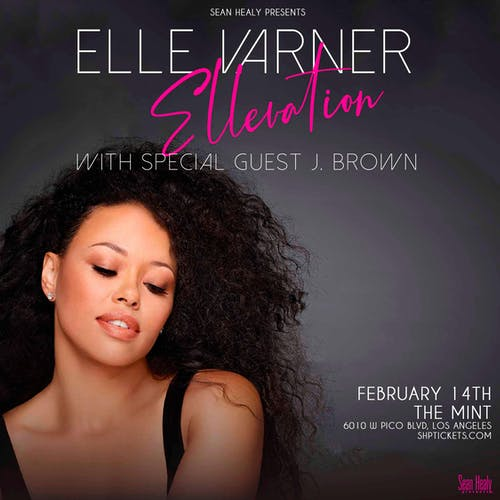 The Ellevation Tour: Elle Varner with Special Guest J. Brown