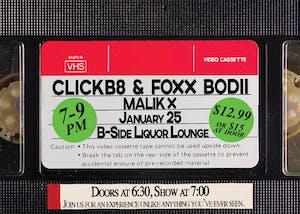 ClickB8  / Foxx Bodii