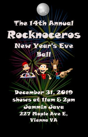 13th Annual Rocknoceros New Years Eve Party #1