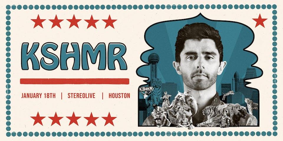 KSHMR - Stereo Live Houston