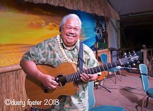 Kevin Brown Ohana  - Maui's own Slack Key Legend