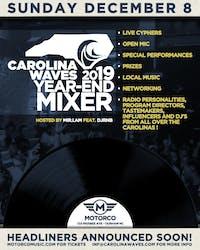 Carolina Wave 2019 Year-End Mixer