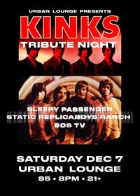 The Kinks Tribute Night