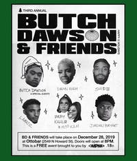 Butch Dawson and Friends