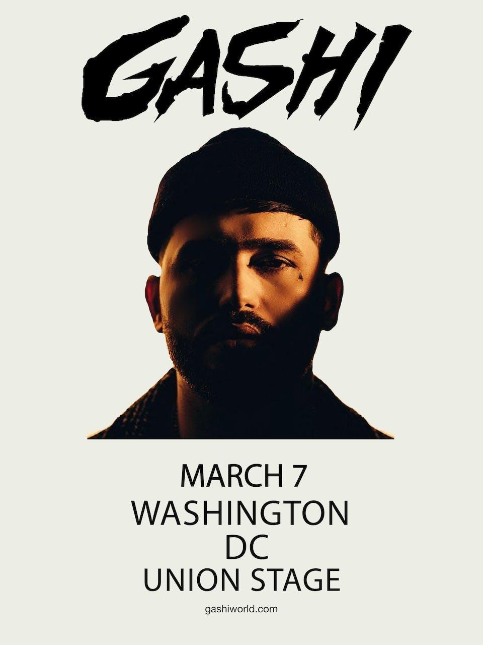 Gashi: The New Album Tour