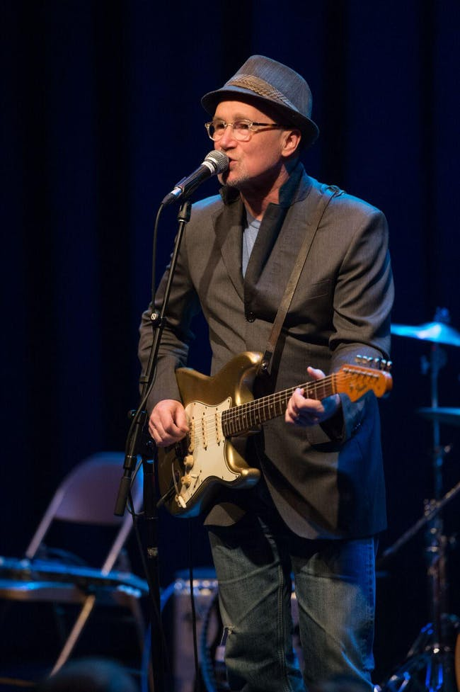 Marshall Crenshaw with special guest  Dan Tedesco