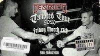 DESTRUCTO - Twisted Tour 2020