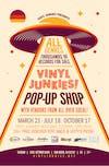 Vinyl Junkies Pop-Up Shop