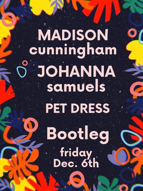 Madison Cunningham / Johanna Samuels / Pet Dress
