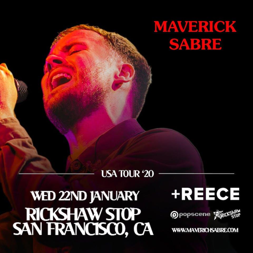 MAVERICK SABRE with Reece