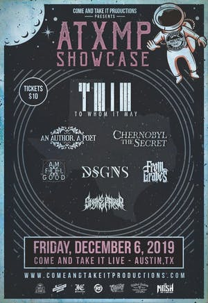 ATX METAL PODCAST SHOWCASE