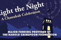 Light the Night: A Chanukah Celebration