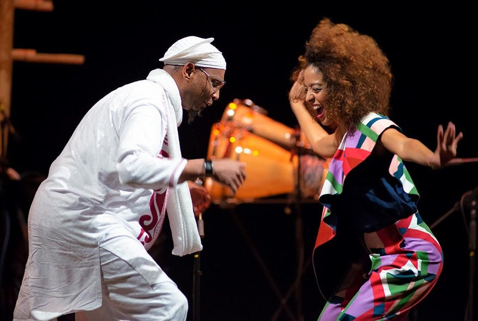 AGUAS Trio with Omar Sosa, Yilian Cañizares and Gustavo Ovalles