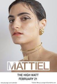 Mattiel w/ Sam Hoffman