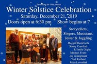 Solstice Storytelling Celebration
