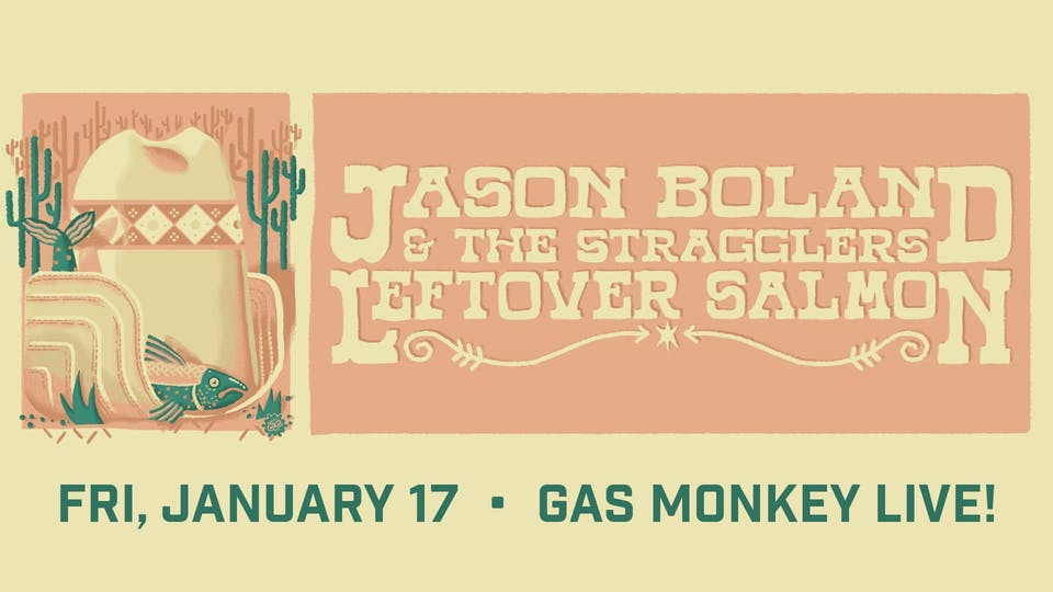 Jason Boland and the Stragglers + Leftover Salmon