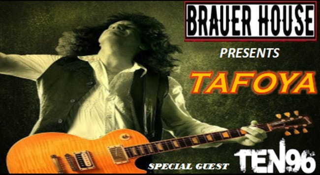 Original Band Night with The Mike Tafoya Band and Ten96  at Brauer House