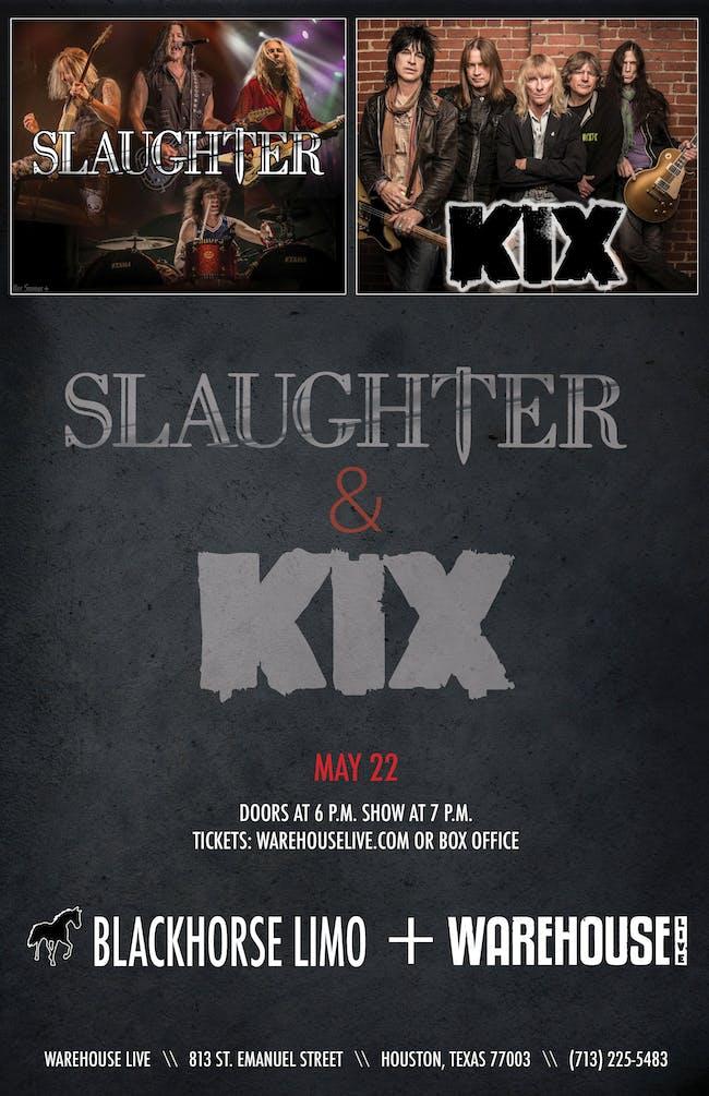 SLAUGHTER, KIX