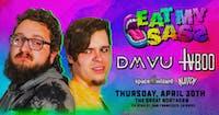 DMVU & TVBOO - Eat My Sass Tour – San Francisco