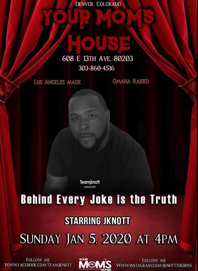 Team Jknott Presents: Behind Every Joke is the Truth
