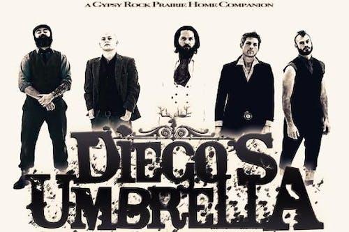 Diego's Umbrella, Vokab Kompany, Hyde The Diver, Hoity Toity, MJ Lavine