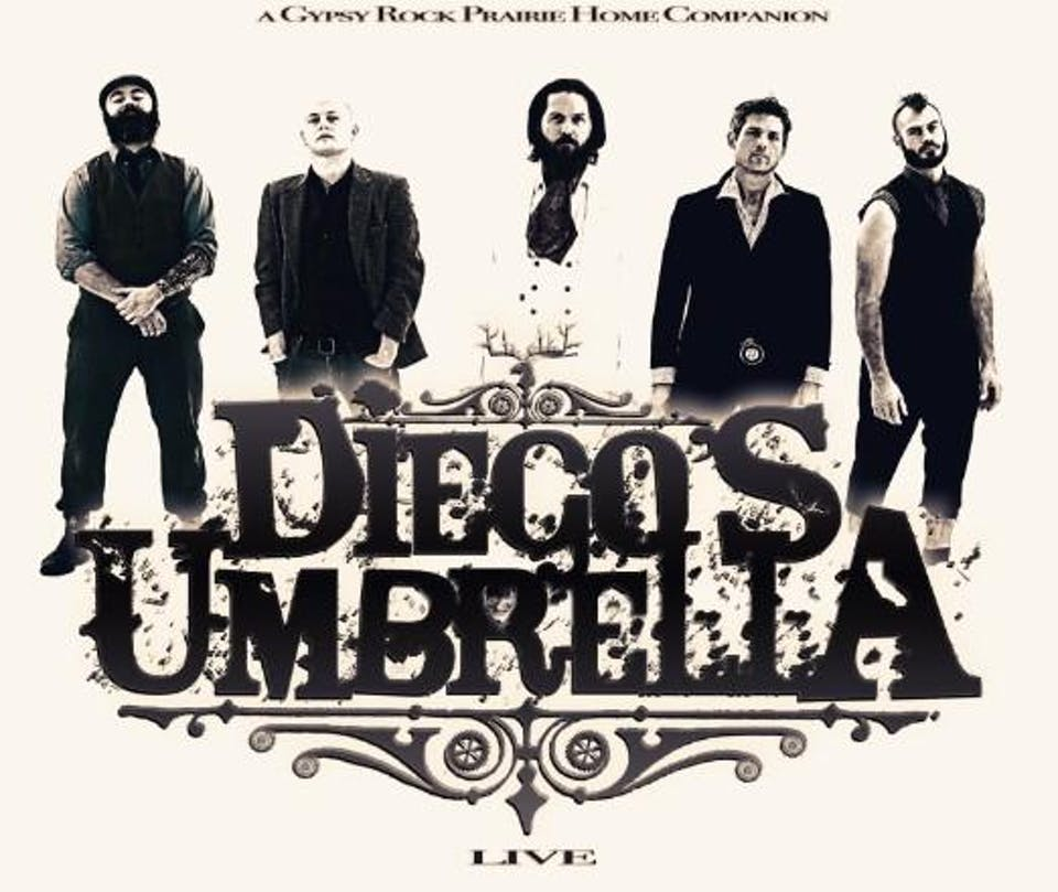 Diego's Umbrella, Vokab Kompany, Hyde The Diver, Hoity Toity, MJ Lavine