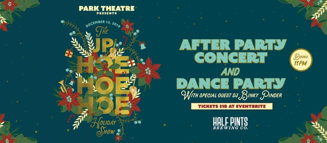 JP Hoe Hoe Hoe Holiday Show - AFTER PARTY