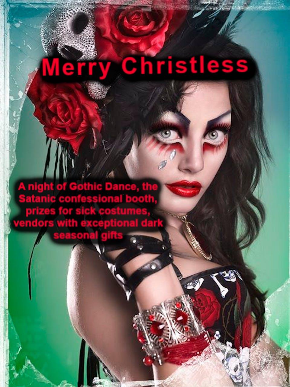 Merry Christless - A Night Of Blasphemy