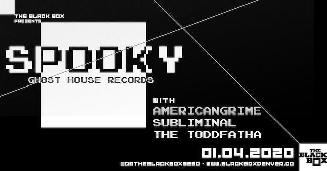 Spooky & AmericanGrime