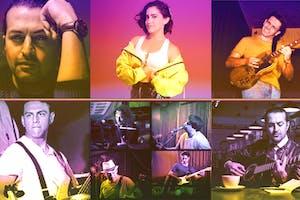 DJ Fitzo, The Color Yes, Ammar Farooki, Sara Ontaneda, Planta