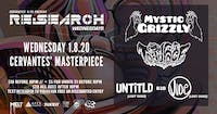 RE:Search ft. Mystic Grizzly and Toadface w/ Untitld b2b Vide (Lost Dogz)