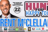 Trent McClellan's Hunt for Happiness Comedy Tour