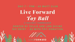 Live Forward Toy Ball